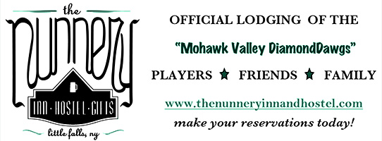 The Nunnery - Official Lodging of the Mohawk Valley Diamond Dawgs